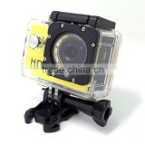 Factory price night vision video recorder waterproof 1080p hd sports action video camera