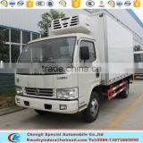 DFAC 4*2 refrigerated van and truck in dubai, mini van truck, cooling van truck