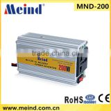 CE & Rohs approved auto parts car inverter 12v dc to 220v ac 200W power inverter