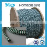 6mm pp & PE braid lead core rope lead rope for fishing