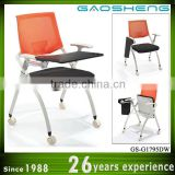 table arm chair GS-1795DW school chair