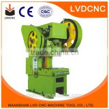punch press die set punching machine for aluminium profile number plate press machine