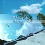 High Reflectivity Heliostat Mirror / 1.1mm Solar Mirror Glass For CSP Solar Units, Dish or Sterling Style                                                                         Quality Choice
