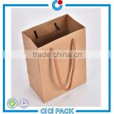 Wholesale ladies shopping packing bag kraft paper bag manufacturers                                                                                                         Supplier's Choice