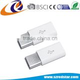 Female Micro USB to USB 3.1 Type C Male Adapter                                                                         Quality Choice