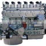 SINOTRUK T10 bus special natural gas engine for 11-12m touring coach & 11.5-18m urban bus