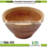promotional bamboo fruit salad bowl suit