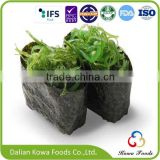 Hot selling delicious seaweed snack Japan frozen seaweed salad