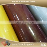 Moisture Proof, Excellent Workability Feature PVC Panel Plastic Wrapping Film Lamination PVC Film