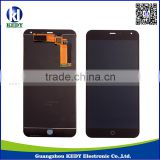 For Meizu M1 Note LCD Display, Touch LCD Screen Sensors Assembly For Meilan Note