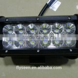 Factory wholesale 7inch Double row led light bar ,36W Car led light bar                                                                         Quality Choice