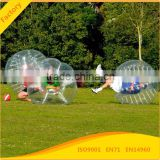 Factory! Human inflatable bumper bubble ball for football