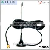 Indoor DVB-T active antenna, Digital tv antenna DVB-T active antenna, 2.15db high sma connector
