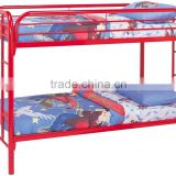 cold -roll steel kids bunk bed for sale