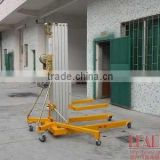 Inquiry about Aerial Dual Lift for indoor & outdoor maintenance