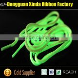 Dongguan shoe laces factory glow in the dark shoe laces                                                                         Quality Choice