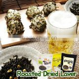 Roasted dried laver/dried laver seaweed rice roll roasted sushi nori