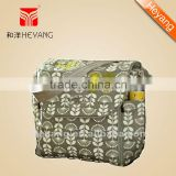 Wholesale Cute London boxy backpack baby diaper bag pattern