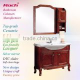 ROCH 8047 Well Seller Antique Bathroom Cabinet,Ashtree Cabinet,Floor Standing Bathroom Cabinet