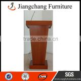 Wood Pulpit Lecture Used Church Lectern Podium JC-JT26