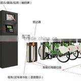 EKEMP Y-Bike City Public Bike Sharing System with GPS Tracker