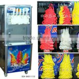 Italy Compressor High Quality TML Soft Serve Ice Cream Maker Machine/2+1 mixed flavours Ice Cream Machine on hot sale