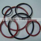 Rubber Sealing O-ring with teflon coated with ex-factory price