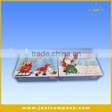 Decorative Musical Christmas Gift Boxes, Christmas Musical Glitter Gift Boxes, Aquare Empty Boxes For Sale Designer