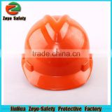 CE Certificate HDPE Or ABS Material Construction ANSI Z89 standard safety helmet