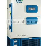 Double-system Double-door DW508-DL86 Upright Vertical Freezer Ultra Low Temperature Freezer