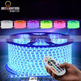 decorative christmas strip tape led home lights red green blue yellow warmwhite daylight rgb 12v 24v 220v
