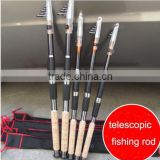 4-6 Sections 2.1M/2.4M/2.7M/3.0M Casting Rod Rock Carbon Spinning Fishing Telescopic Fishing Rods Fishing Pole