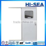 Aluminum FRP or Stainless Steel Sliding Door for Wheelhouse