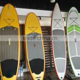 SUP surfboard made of Double wall fabric, drop stitch fabric surfboard, air fabric paddle surfboard