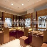 Customized fashiom and luxury jewellery showroom furniture design solution