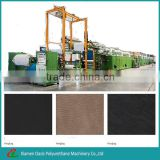 Hot sale polyurethane synthetic artificial leather coating machine for leather shoe/handbags