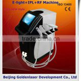 2013 New design E-light+IPL+RF machine tattooing Beauty machine crystal body jewel tattoo stickers
