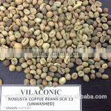 Vietnam Robusta green coffee beans