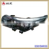 auto light parts LED head lamp for japanese toyota COROLLA 2014 type