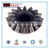 Free sample hot selling crown wheel and pinion made by whachinebrothers ltd