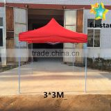 "PN 10*10"" outdoor portable strong windproof advertising inflatable folding pop up outdoor tents"