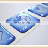 Domed labels and 3D stickers and convex resin badges up to 1000