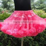 New Baby Girl Tutu Skirt Chiffon Lace Princess Latin Dance Party Pettiskirt Ruffles Kids Bow Floral Silk Ballet Saias Skirts