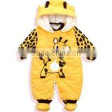 Alibaba China Kids Clothes Wholesale/Retail Promotion cartoon romper Baby Romper
