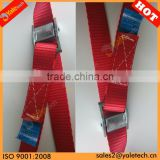 TUV/GS approved 25mm cam locking buckle straps/cam lock buckle strap/cam buckle nylon strap