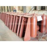 Ship Mooring Bollard for Marine Deck Equipment