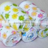 printed face towel wholesale