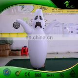 Halloween Inflatable Ghost, Outdoor Halloween Inflatable Decoration, Inflatable Ghost With Light