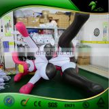 Inflatable Custom SPH Bunny Sexy Girl Giant Real Sex Doll Price Inflatable Rabbit Animal Toys Cartoon Character Balloon