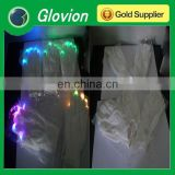 hot sale party LED flashing light luminous gloves light-up gloves